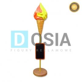 LD79 - Lody figura reklamowa, dekoracyjna