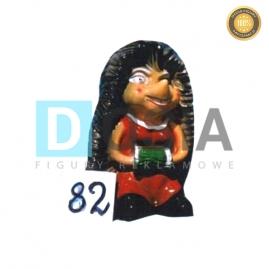 82 - Figura dekoracyjna - Zwierzęta 27 cm