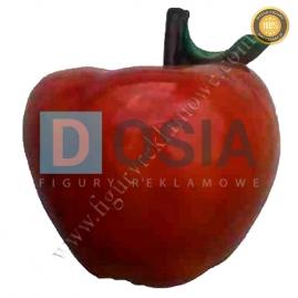 OW09 - Jabłko figura reklamowa-dekoracyjna