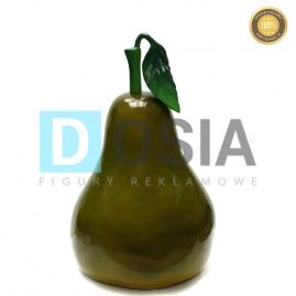 OW29 - Gruszka - figura reklamowa-dekoracyjna