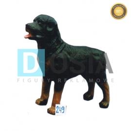 249 - Figura dekoracyjna - Zwierzęta 70 cm
