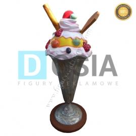 LD47 - Lody figura reklamowa, dekoracyjna
