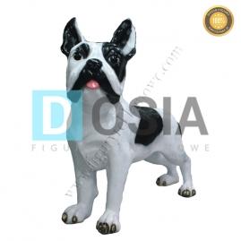 FZ76 - Pies figura reklamowa, dekoracyjna