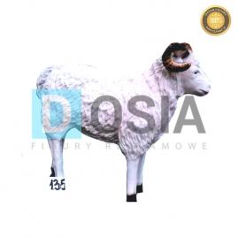 135 - Figura dekoracyjna - Zwierzęta 68 cm