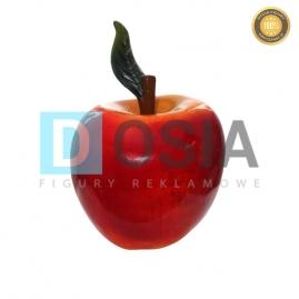 OW24 - Jabłko  figura reklamowa-dekoracyjna