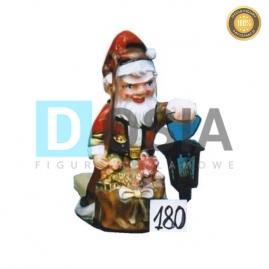180 - Figura dekoracyjna - Krasnal 40 cm
