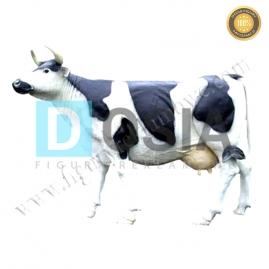 FZ28 - Krowa figura reklamowa,dekoracyjna