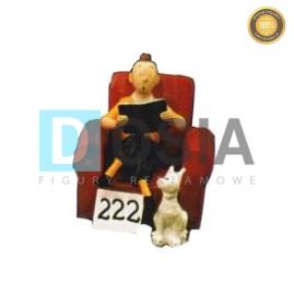 222 - Figura dekoracyjna - Postacie 20 cm