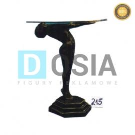 215 - Figura dekoracyjna - Postacie 58 cm