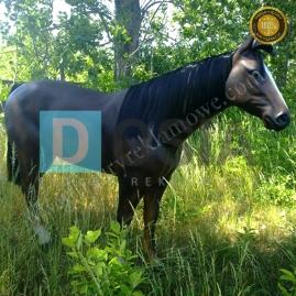 FZ80 - Koń figura reklamowa, dekoracyjna