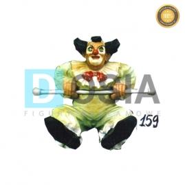 159 - Figura dekoracyjna - Postacie 35 cm