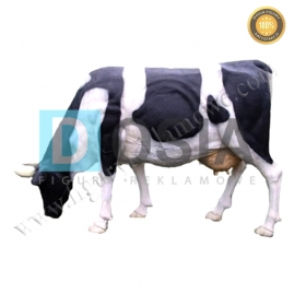 FZ27 - Krowa pasąca figura reklamowa,dekoracyjna