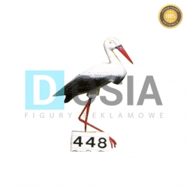 448 - Figura dekoracyjna - Zwierzęta 48 cm