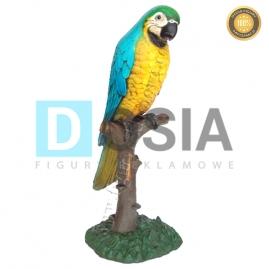 FZ91 - Papuga figura reklamowa, dekoracyjna