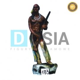 183 - Figura dekoracyjna - Postacie 80 cm