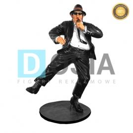 FM03 - Blues Brothers figura reklamowa-dekoracyjna