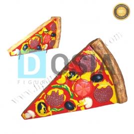 FF08 - Pizza figura reklamowa,dekoracyjna