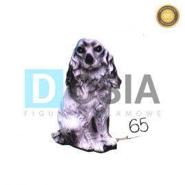 65 - Figura dekoracyjna - Zwierzęta 35 cm