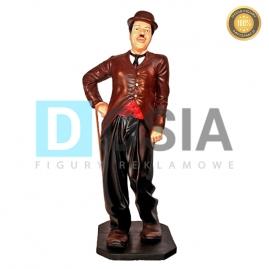 FM07 - Charlie Chaplin figura reklamowa-dekoracyjna