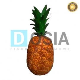 OW14 - Ananas figura reklamowa-dekoracyjna
