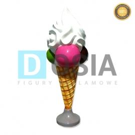 LD69 - Lody figura reklamowa, dekoracyjna
