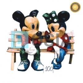 100 - Figura dekoracyjna - Postacie 53 cm