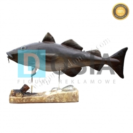 RB10 - Ryba figura reklamowa-dekoracyjna