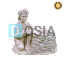 413 - Figura dekoracyjna - Postacie 55 cm