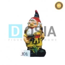 308 - Figura dekoracyjna - Krasnal 35 cm