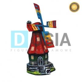 105 - Figura dekoracyjna - Różne 125 cm