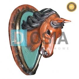 FZ69 - Głowa konia figura reklamowa, dekoracyjna