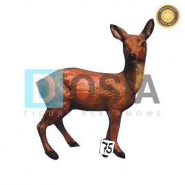 75 - Figura dekoracyjna - Zwierzęta 76 cm