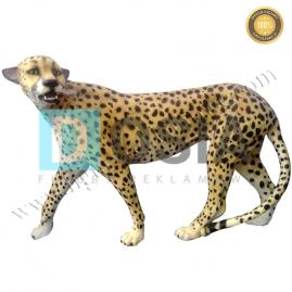 ZW41 - Gepard figura reklamowa,dekoracyjna