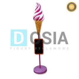 LD78 - Lody figura reklamowa, dekoracyjna