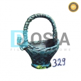 329 - Figura dekoracyjna - Różne 73 cm