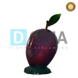 OW44 - Śliwka - figura reklamowa-dekoracyjna
