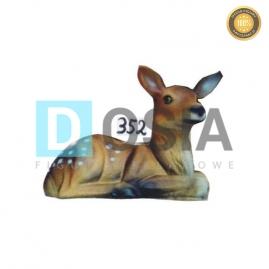 352 - Figura dekoracyjna - Zwierzęta