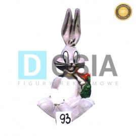 93 - Figura dekoracyjna - Postacie 60 cm