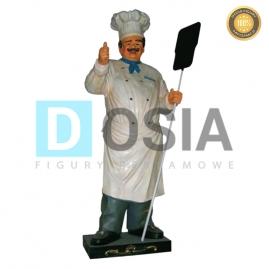 KC05 - Piekarz figura reklamowa-dekoracyjna