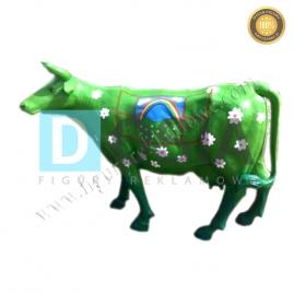 FZ65 - Krowa figura reklamowa, dekoracyjna