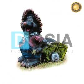 445 - Figura dekoracyjna - Zwierzęta 40 cm