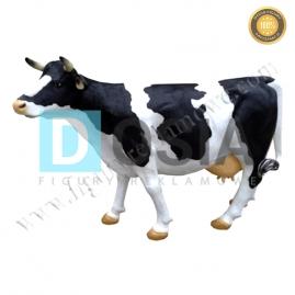 FZ30 - Krowa figura reklamowa,dekoracyjna