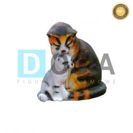 391 - Figura dekoracyjna - Zwierzęta 24 cm
