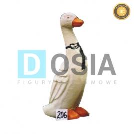 206 - Figura dekoracyjna - Zwierzęta 80 cm