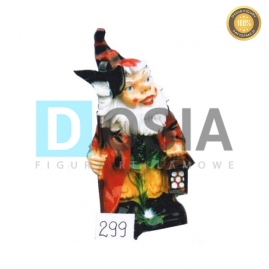 299 - Figura dekoracyjna - Krasnal 40 cm