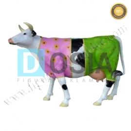 FZ17 - Krowa figura reklamowa,dekoracyjna