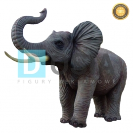 ZW03 -  Słoń figura reklamowa,dekoracyjna