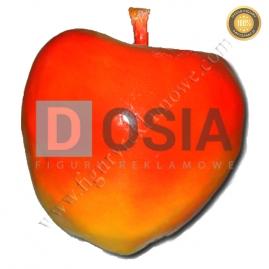 OW08 - Jabłko figura reklamowa-dekoracyjna