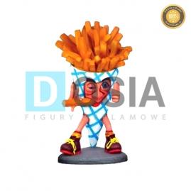 FT29 - Frytki figura reklamowe-dekoracyjna