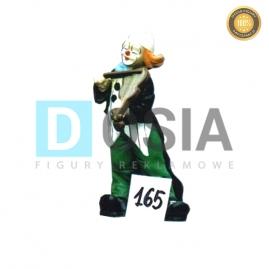 165 - Figura dekoracyjna - Postacie 35 cm
